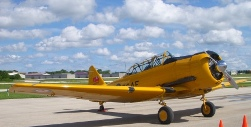 "Wings Over Waukesha_Fairchild PT26 ""Cornell"""