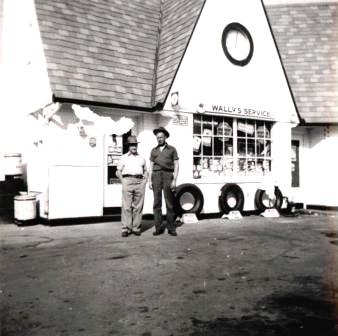 Walley's Service Station