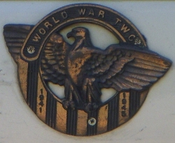 World War II Emblem